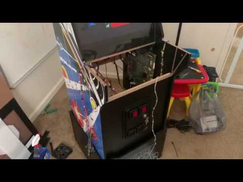 Arcade1UP Real Authentic Killer Instinct Board Mod Part 2