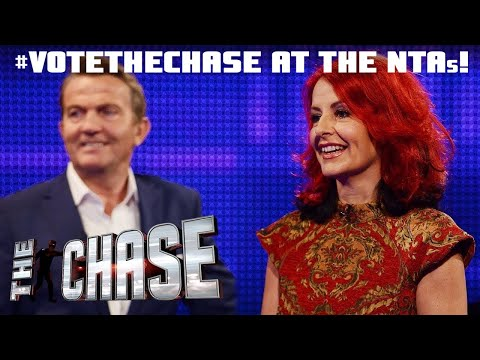 Carrie Grant's Brilliant Cashbuilder Round | The Celebrity Chase