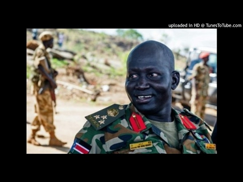 SPLA Responses to the resignation of the two Senior Military Officers