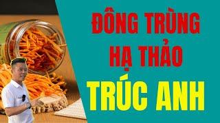 Đông trùng hạ thảo Trúc Anh - Bản tin Khoa học & Công nghệ Truyền Hình Bạc Liêu