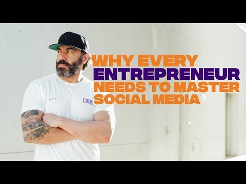 Why Every Entrepreneur Needs to Master Social Media | Bedros Keuilian | Social Media