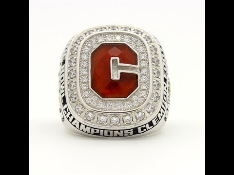 clemson ring best pinterest ncaa the bowl championship on orange football images team rings tigers