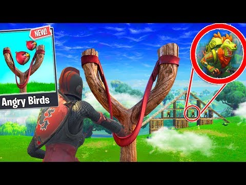 NEU ANGRY BIRDS Modus in FORTNITE !