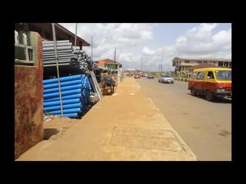 Random Walk(Siluko Road, Benin City, Nigeria)Part5