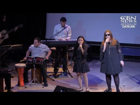 Shalva Band sings 'Hallelujah'