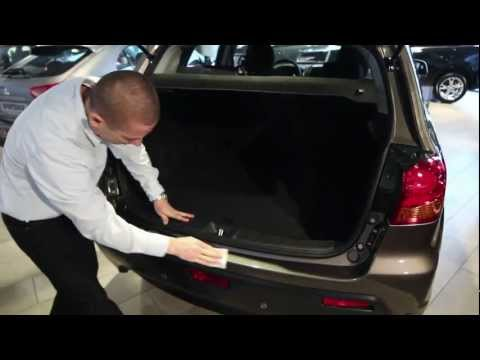 Rear bumper protector assembly
