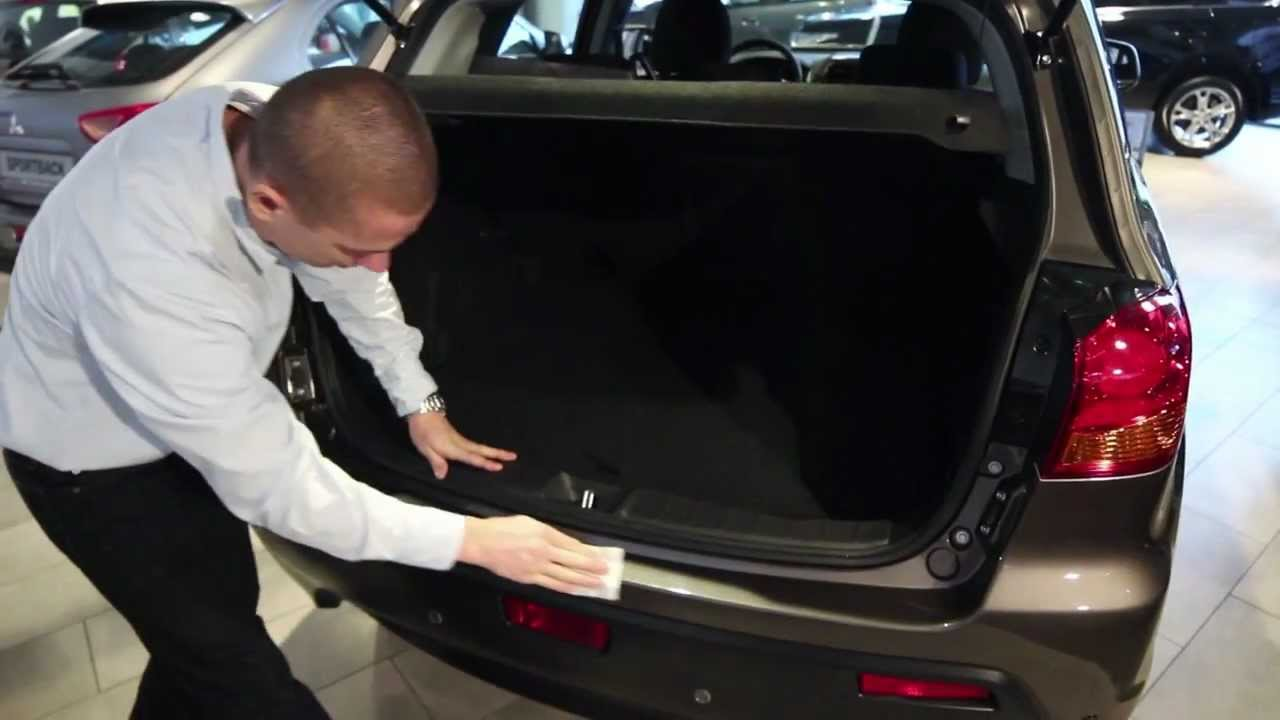 Rear bumper protector assembly YouTube