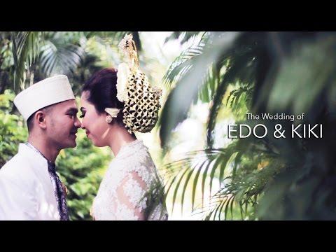 The Wedding of Edo & Kiki at Villa Hanani Jimbaran Bali