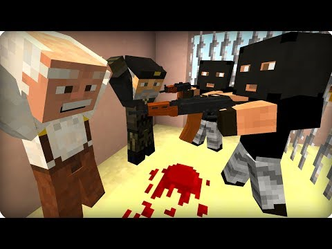 Подстава от бандитов [ЧАСТЬ 30] Зомби апокалипсис в майнкрафт! - (Minecraft - Сериал)