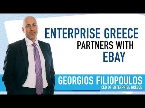 Georgios Filiopoulos, CEO of Enterprise Greece - Greece Investor Guide (2)