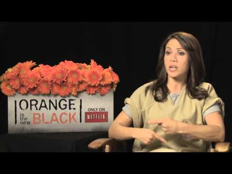 Elizabeth Rodriguez's Official 'Orange is the New Black Interview ...
