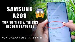 Download lagu Samsung Galaxy A20s Tips & Tricks Top 10 Hidden Features [ A Series ] English