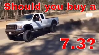 Buying a 7.3 Powerstroke? (The Sad Truth of the 7.3 Powerstroke)