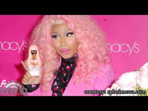 "Nicki Minaj's ""Pink Friday"" Fragrance"