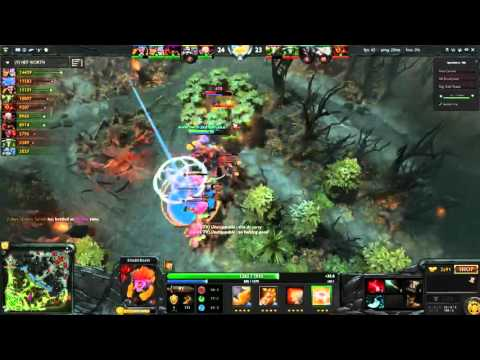 live MMR dota 2 pro player :  DC misery play pudge (Focus hero )06-05-2016