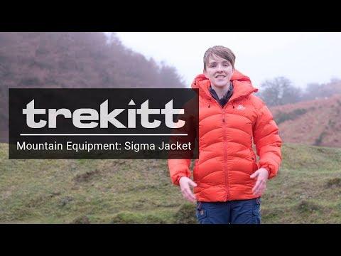 Inside Look: Mountain Equipment Womens Sigma Jacket