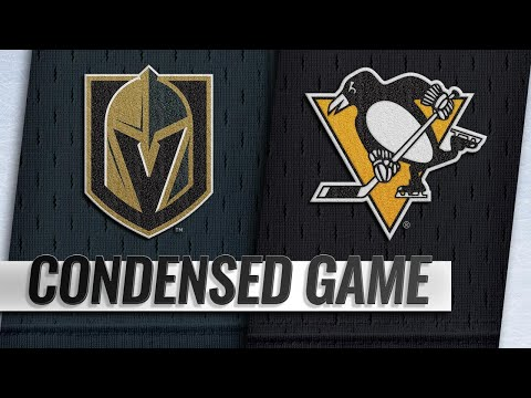10/11/18 Condensed Game: Golden Knights @ Penguins