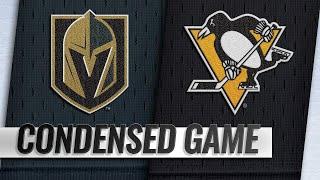 10/11/18 Condensed Game: Golden Knights @ Penguins