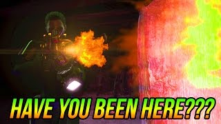 FALLOUT 4 - Have You Been Here SCARY Secret Location Found