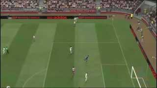 PES 2015 - PC Gameplay - Journey Begins - Real Madrid Career Mode - Day 1