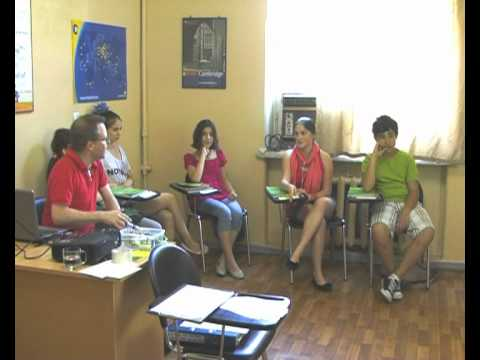 IH Tbilisi - Lesson (July, 2012)