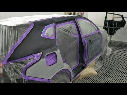 Masking a Car