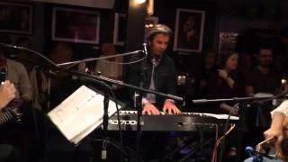 "Jonathan Cain @ The Bluebird Cafe performing ""Faithfully""  w/Greg Friia ,Pete Sallis & Scott Reeves"