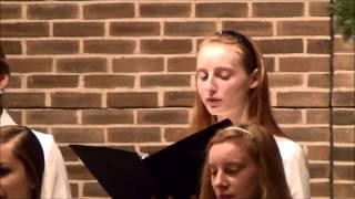 Hodie Christus Natus Est by Michael Bedford