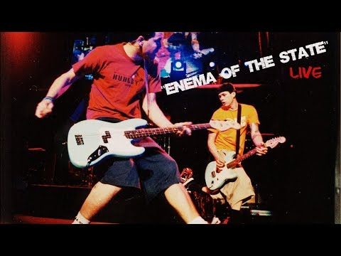Blink-182 - Enema Of The State (Full Album Live)