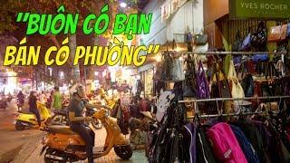 """Mua đồ để dành mặc Tết Sài Gòn """"buôn có bạn, bán có phường"""""""