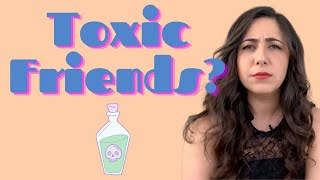 How To Spot Toxic Friends | Mental Health Over Coffee #Mentalhealth #toxicpeople #anxiety #Counselor