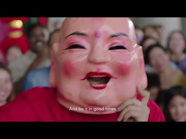 2017 Singtel Chinese New Year Advertisement - www.sheng-wai.com