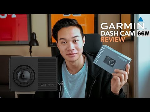 Garmin 66 (66W) Dash Cam Review | Voice Control & ULTRA Wide- The Future Of Dash Cams? | DASHOTO