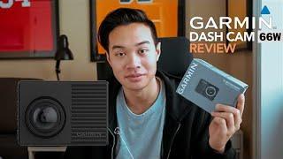 Garmin 66 (66W) Dash Cam Review | The Future of Dash Cams?