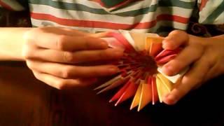 Cum se face o lebădă din origami, tutorial explicat în limba română