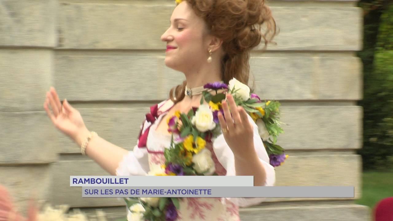 Rambouillet : sur les pas de Marie-Antoinette