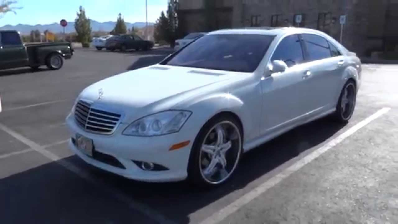 Bmw Rims 22 Inch >> 2012 Mercedes S550 Deep Dish Asanti Rims - YouTube