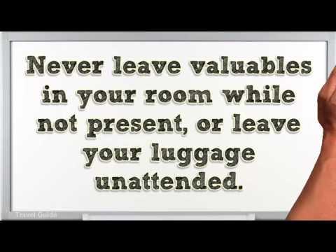 Safe Travel Tips For Seniors