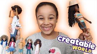 My Doll Transformed 5 Times | FamousTubeKIDS