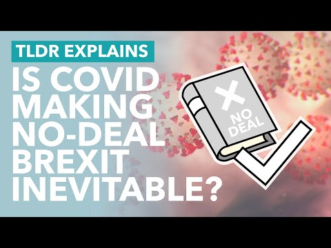 Why The UK Government Refuses A Brexit Extension: Coronavirus Makes No Deal More Likely - TLDR News