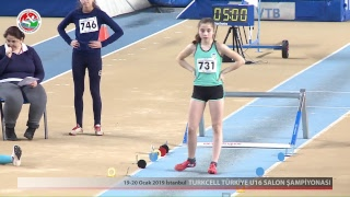 TURKCELL TÜRKİYE U16 SALON ŞAMPİYONASI