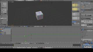 blenderでのアニメーションの解説動画です。 ・オブジェクトの移動 ・キ...