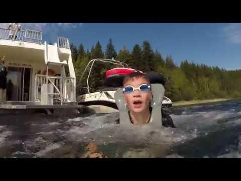 2016 Shuswap Houseboat Vacation