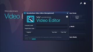 Editando videos con WonderShare Video Editor 2/2