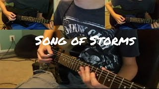 Song of Storms | OoT Jazz Cover *terrible*