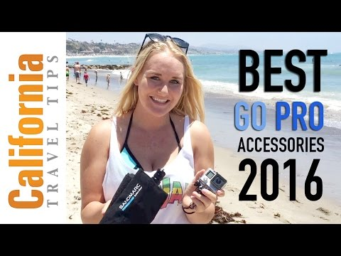 Best GoPro Accessories 2016