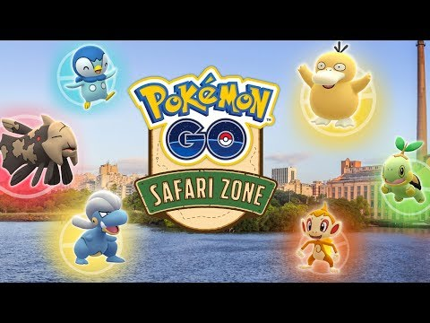 ¡NUEVO EVENTO PRIMER Pokémon GO SAFARI ZONE en LATINOAMÉRICA! Pokémon GO en LATAM! BRASIL! [Keibron] thumbnail