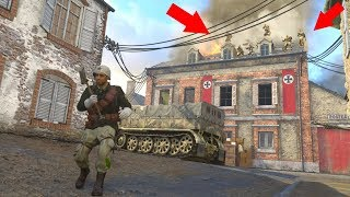 """THEY WERE ALL HIDING OUTSIDE THE MAP!?!?! HIDE N' SEEK ON """"WWII"""""""
