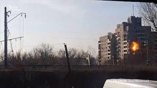 Снаряди бойовиків потрапили у багатоповерхівку в Авдіївці – користувач соцмереж