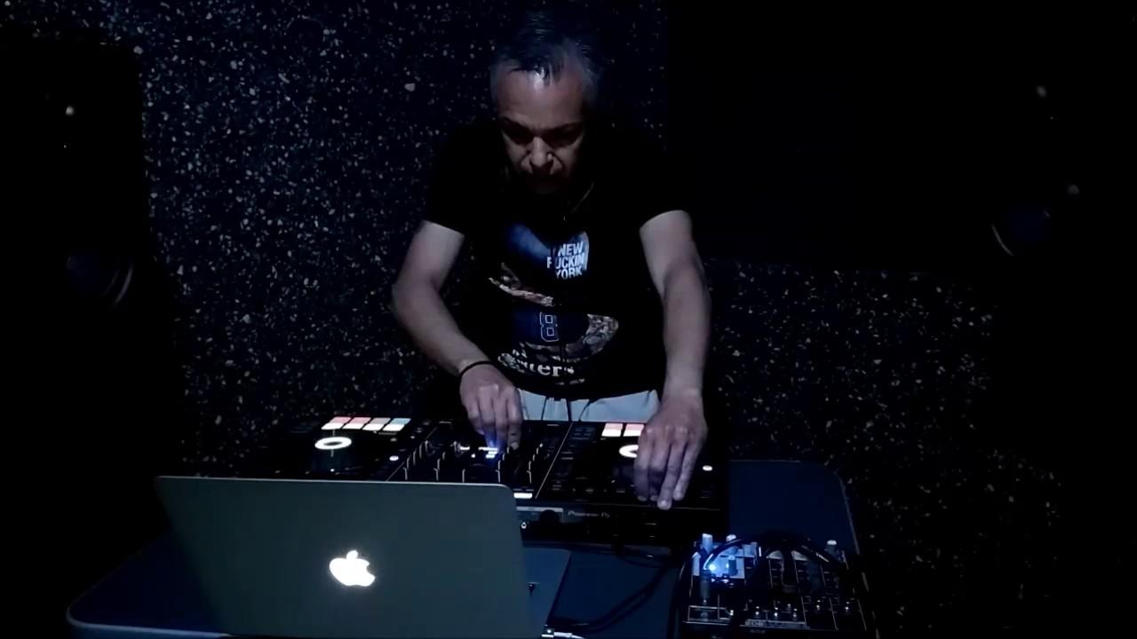 TECH HOUSE CLUB MIX, DJ ROBERT AND DDJ RX, MAYO 2017, TRACKLIST no sync